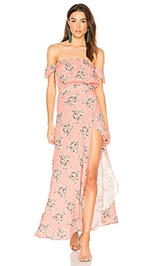 Bella Maxi Dress in Evening Cuts