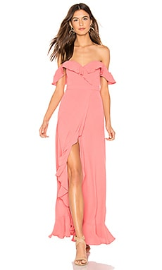 Monica Maxi Dress FLYNN SKYE $229