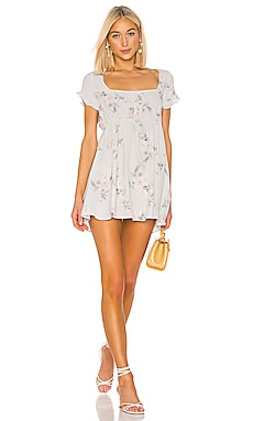 Kingsley Mini Dress FLYNN SKYE $158 BEST SELLER