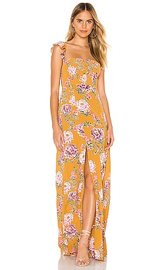 Bardot Maxi Dress FLYNN SKYE $50 (FINAL SALE)