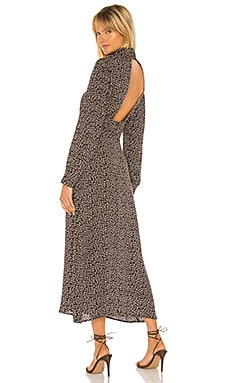 Magnolia Midi Dress FLYNN SKYE $196