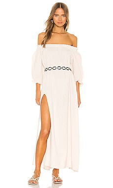 Takata Maxi Dress FLYNN SKYE $158 NEW ARRIVAL