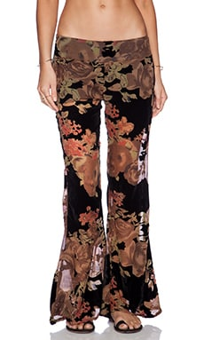FLYNN SKYE Patty Pant in Burnt Rose