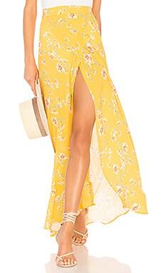 Wrap It Up Skirt FLYNN SKYE $158