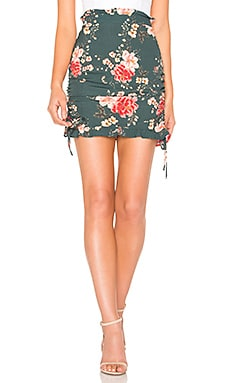 Maren Mini Skirt FLYNN SKYE $48 (FINAL SALE)