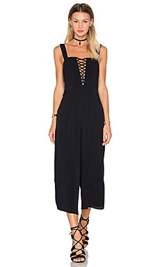 FLYNN SKYE Jade Jumpsuit in Black