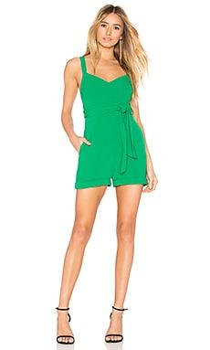 Купить Ромпер romy - FLYNN SKYE зеленого цвета