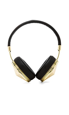 FRENDS Taylor Headphones in Gold & Black