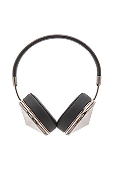 FRENDS Taylor Headphones in Gunmetal Rose & Black