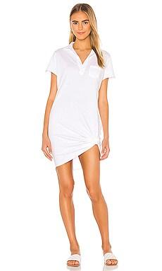 Short Sleeve Polo Dress Frank & Eileen $168