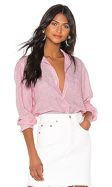 Eileen Button Down Frank & Eileen $228 BEST SELLER
