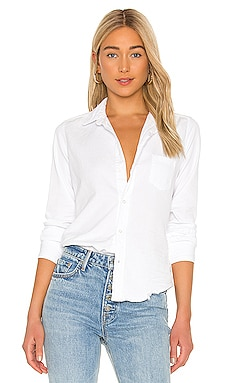 Barry Long Sleeve Button Down Top Frank & Eileen $248 BEST SELLER