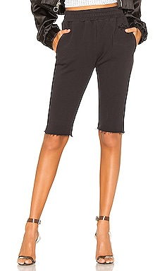 Hailey High Rise Sweatshort Frankie B $145