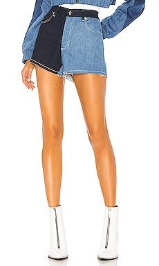Brittany Denim Short Frankie B $225