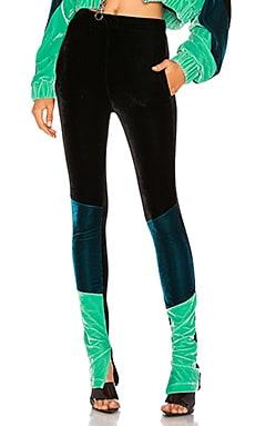 Velvet Track Legging Frankie B $195