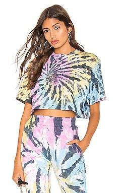 Naomi Cropped T Shirt Frankie B $75