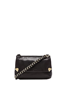 Foley + Corinna Unchained Crossbody in Black