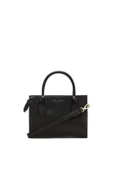 Foley + Corinna Gabby Crossbody in Black