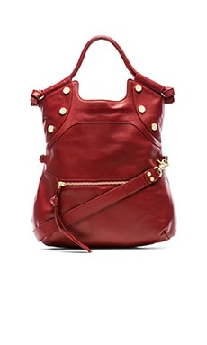 Foley + Corinna Lady Tote Bag in Rouge