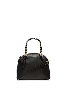 Foley + Corinna Tiggy Crossbody in Black