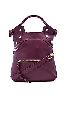 Foley + Corinna Lady Tote in Aubergine