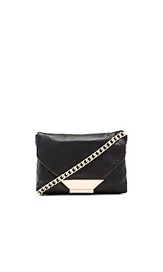Foley + Corinna Ziggy Crossbody in Black