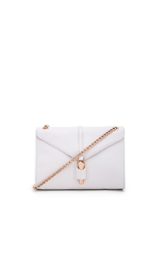 Ava Shoulder Bag in White