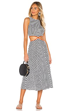 VESTIDO CUT OUT JAMES FLAGPOLE $289