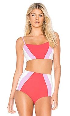 Купить Верх купальника perry - FLAGPOLE, Спорт, США, Розовый