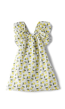 Lemondrop Toddler Dress