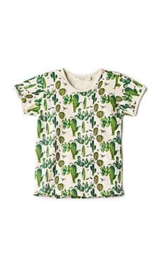 LIL CACTI 니트 셔츠