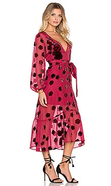 ROBE MI-LONGUE HEATHER