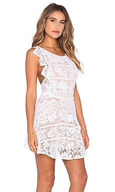 Gianna Dress in White