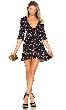 Cherry Sundress in Cherry Noir