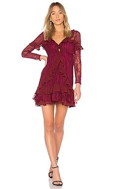 Мини платье daphne lace - For Love & Lemons