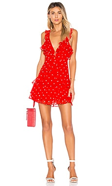 Analisa Polka Dot Tank Dress For Love & Lemons $194