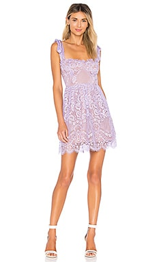 Valentina Lace Mini Dress For Love & Lemons $246
