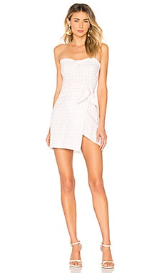 MINIVESTIDO DIXIE For Love & Lemons $84