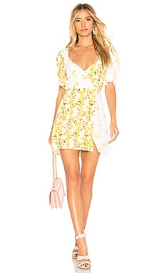 SAVANNAH ミニドレス For Love & Lemons $161