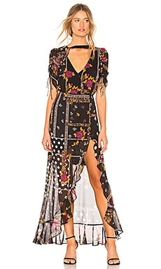 X REVOLVE Stella Maxi Dress For Love & Lemons $260