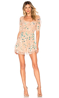 Ace Mini Dress For Love & Lemons $290 BEST SELLER