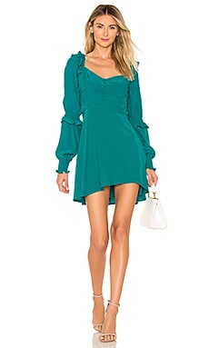 X REVOLVE Sweetheart Dress For Love & Lemons $117