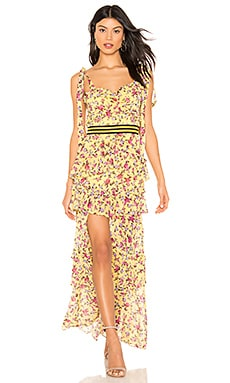 Maison Maxi Dress For Love & Lemons $151