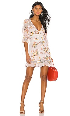 Isadora Mini Dress For Love & Lemons $141