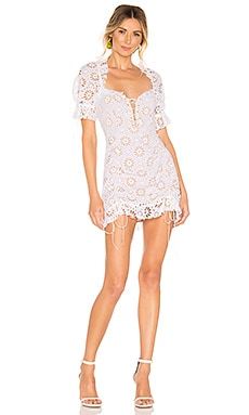 ROBE DAISY EYELET For Love & Lemons $202 BEST SELLER