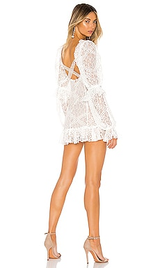 512f294d88c3 Sequoia Lace Mini Dress For Love & Lemons $308 ...