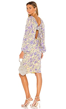 Maui Midi Dress For Love & Lemons $264