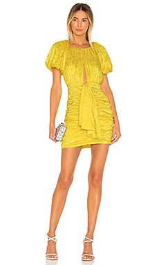 MINIVESTIDO FIJI For Love & Lemons $104