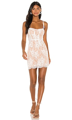 МИНИ ПЛАТЬЕ CHEYENNE For Love & Lemons $216