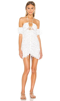 VESTIDO CUTOUT SAND DOLLAR For Love & Lemons $131